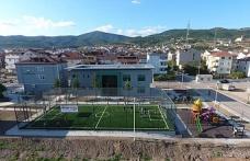 Fatih Sultan'a Çok Şık Gençlik Merkezi