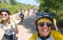 Hollandalı bisikletçiler 4000. kilometreyi Kocaeli'de...