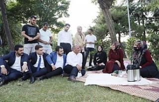 """Başkan Söğüt, """"Güçlü Türkiye gençlerin..."""