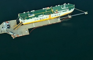 İzmit Körfezini kirleten gemiye 3 Milyon 411 Bin...