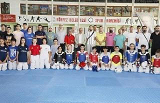Körfez'de taekwondo rüzgârı