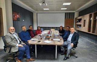 KTO SİGORTA KOMİTESİNDEN RİFAT HİSARCIKLIOĞLU'NA...