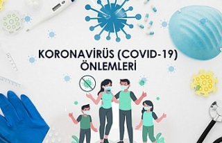 Covid-19 salgını ile mücadele kapsamında