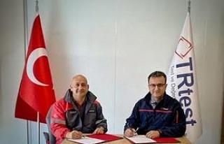 FLY BVLOS TECHNOLOGY, TRTEST MERKEZİ İLE İŞBİRLİĞİ...