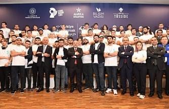Türkiye Açık Kaynak Platformu 42 Kocaeli Okulu'nun Açılış Töreni, Bakan Varank İle Gerçekleştirildi