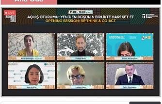 Dünyanın en büyük online kent forumunun açılışı yapıldı